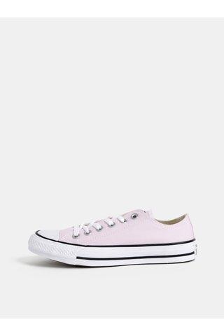 Světle růžové dámské tenisky Converse