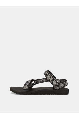 Pánské šedo-černé sandály Teva