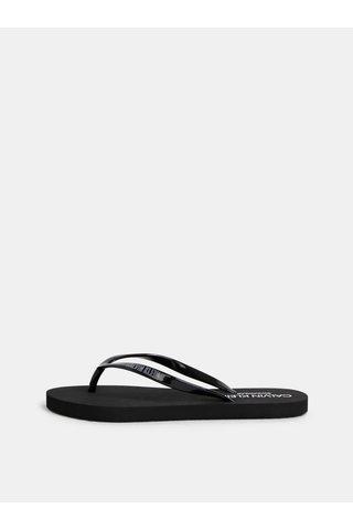 Černé dámské žabky Calvin Klein Underwear