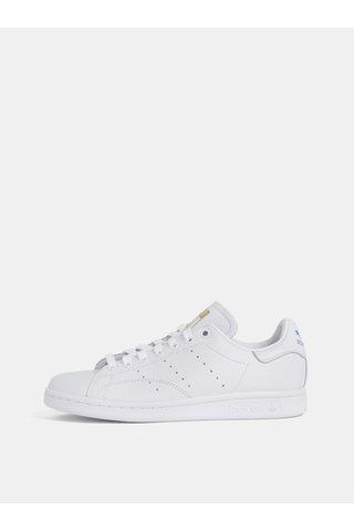 Bílé dámské kožené tenisky adidas Originals Stan Smith