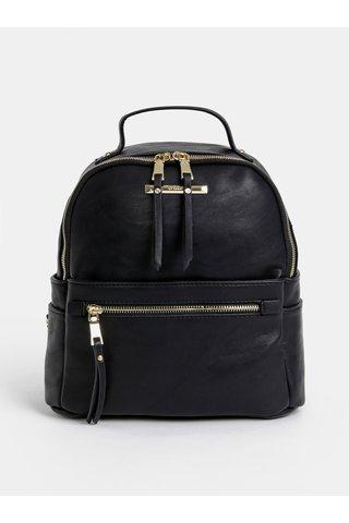 Černý batoh Gionni Cain