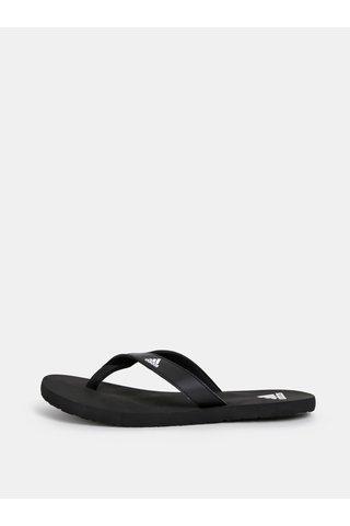 Černé pánské žabky adidas CORE Eezay