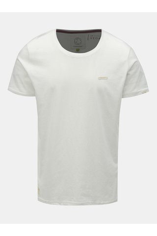 Bílé pánské tričko Ragwear Paul Organic