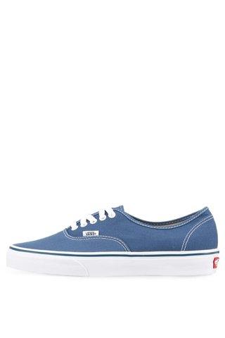 Tenisi albastri pentru barbati - Vans Authentic