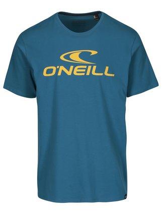Petrolejové pánske tričko s potlačou O'Neill thumbnail