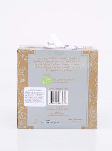 Balení bio čajů English tea shop Zlatá kostka