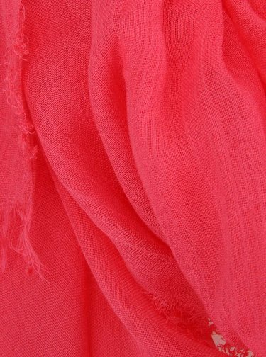 Malinovo ružová šatka INVUU London