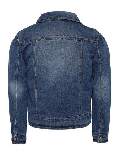 Modrá chlapčenská rifľová bunda name it Star