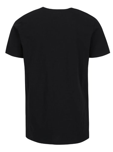 Čierne basic tričko Shine Original