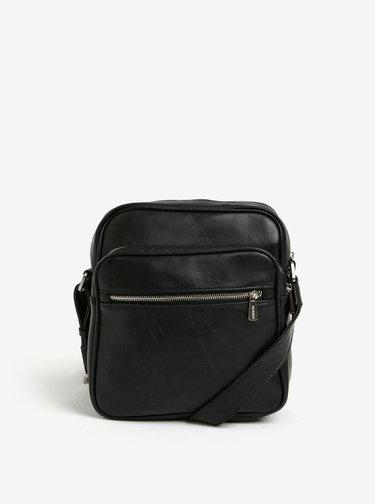 0765f24fbd4 Černá oválná unisex taška Converse Duffel Poly