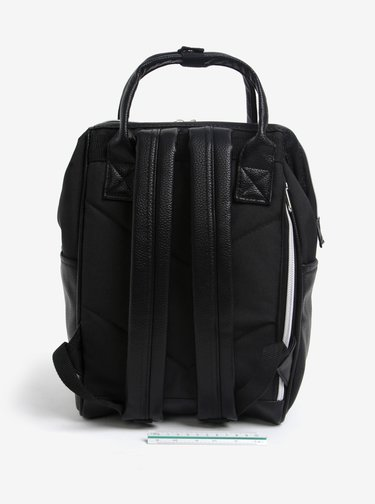 Rucsac elegant negru cu maner LOAP Gaudia
