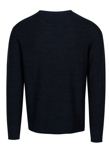 Tmavomodrý tenký sveter Casual Friday by Blend