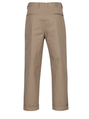 Béžové chino nohavice SUIT Tyson