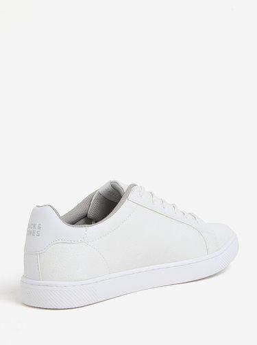 Pantofi sport albi Jack & Jones Trent