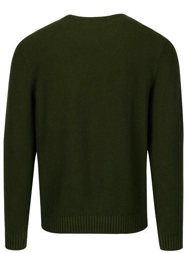 Tmavozelený sveter Casual Friday by Blend