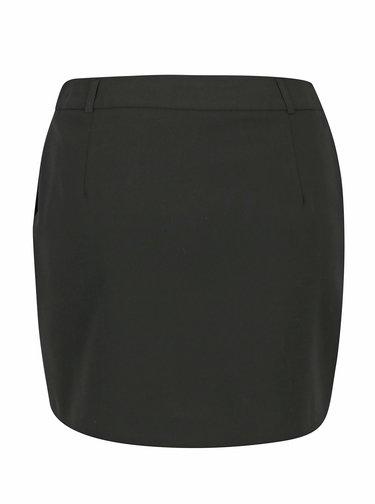 Fusta mini neagra cu buzunare  Miss Selfridge