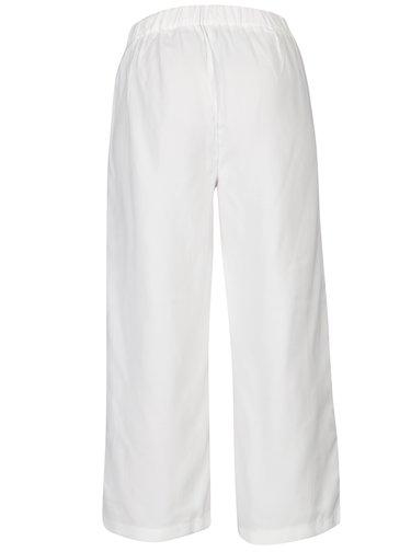 Pantaloni culottes albi ONLY Cordelia