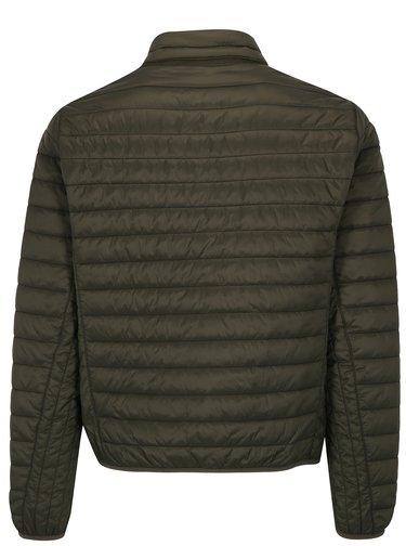 Jacheta matlasata kaki pentru barbati Geox