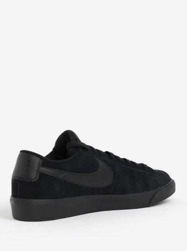 Tenisi barbatesti negri Nike Blazer low