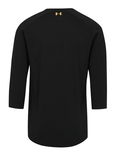 Tricou barbatesc functional negru Under Armour Perpetual