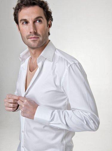 Telové skinny tričko pod košeľu Covert Underwear