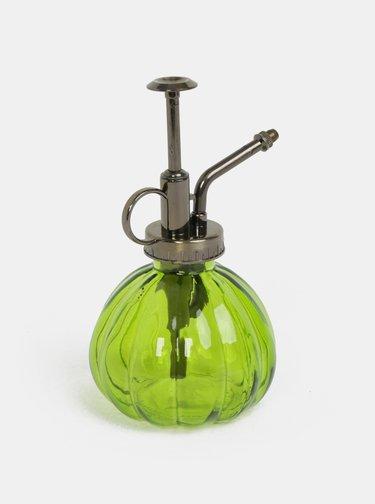 Zelený sklenený rozprašovač Dakls