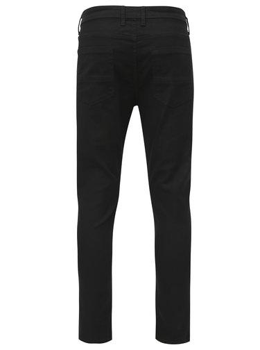 Blugi negri skinny fit din denim Burton Menswear London