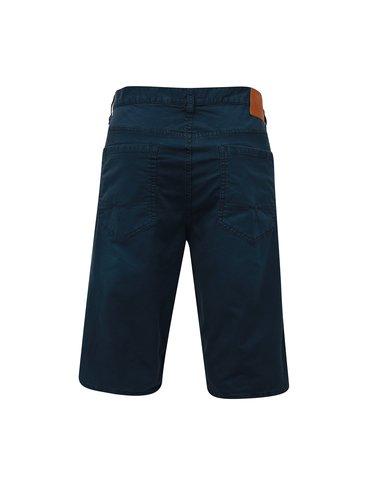 Pantaloni barbatesti scurti albastru inchis regular fit s.Oliver
