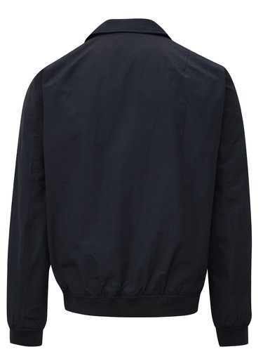 Tmavě modrý pánsky bomber Burton Menswear London