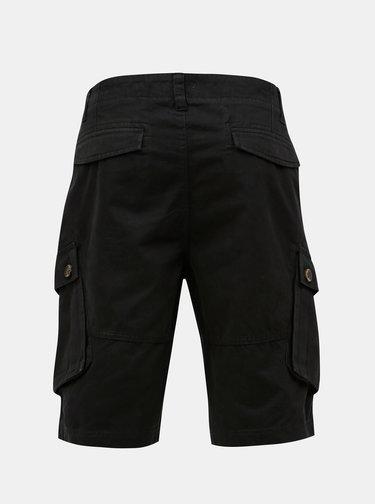Pantaloni scurti negri cu buzunare Burton Menswear London