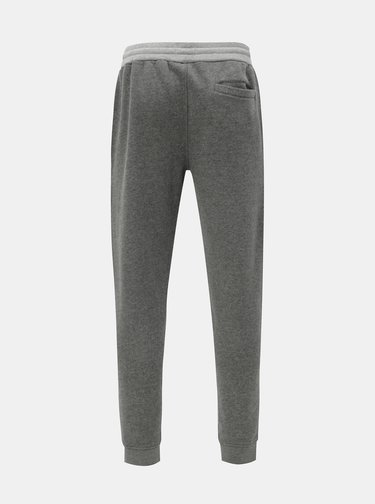 Pantaloni sport gri melanj classic fit Hackett London