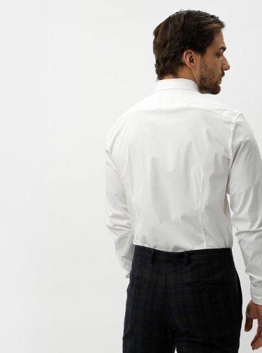 Biela formálna slim fit košeľa Selected Homme Preston