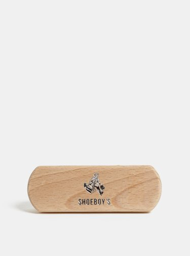 Krepový kartáč na semiš a nubuk Shoeboy's