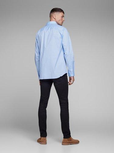 Svetlomodrá košeľa Jack & Jones Comfort