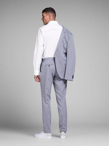 Bílá košile Jack & Jones Comfort
