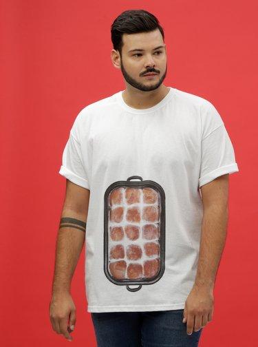 Tricou barbatesc cu print - ZOOT Original