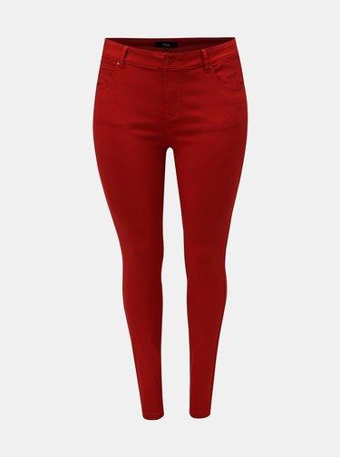 Červené dámské kalhoty ke kolenům Tranquillo La Gomera  7c3d3a1f40