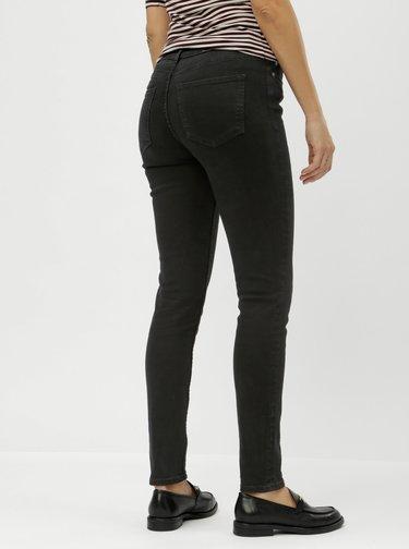 Černé skinny džíny Noisy May