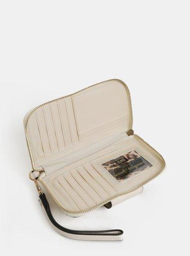 Krémová peněženka s powerbankou 2000 mAh v dárkovém balení Something Special