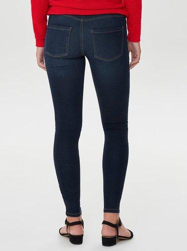 Tmavě modré skinny džíny Jacqueline de Yong Ella