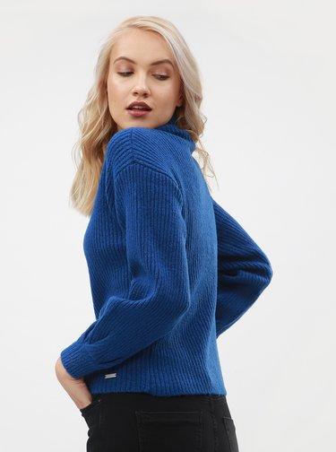 Pulover de dama albastru Broadway Gaela
