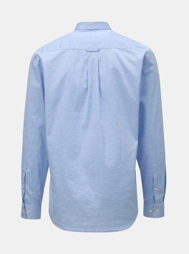 Camasa albastru deschis cu maneci lungi Raging Bull