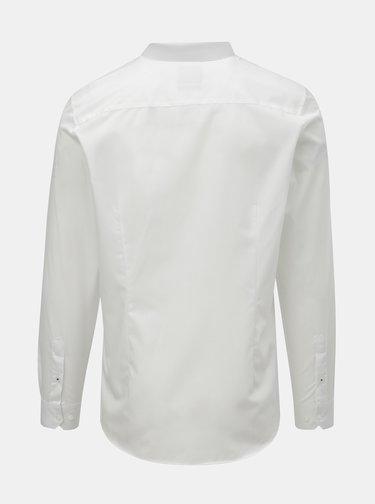 Camasa alba formala slim fit Burton Menswear London