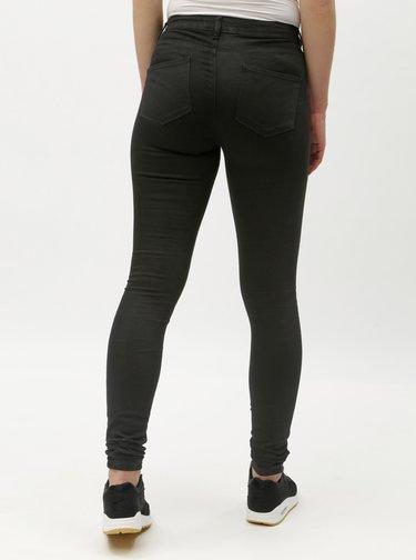 Černé skinny džíny Dorothy Perkins Tall Bailey