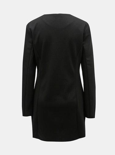 Černý lehký kabát ONLY Melissa