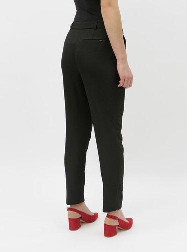 Čierne slim fit nohavice Dorothy Perkins