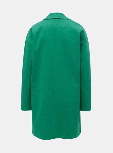 Zelený tenký kabát ONLY Gina
