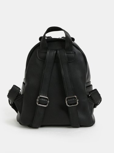 Čierny batoh Claudia Canova Anii Xs