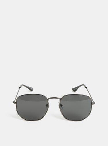 Ochelari de soare negri CHPO Ian