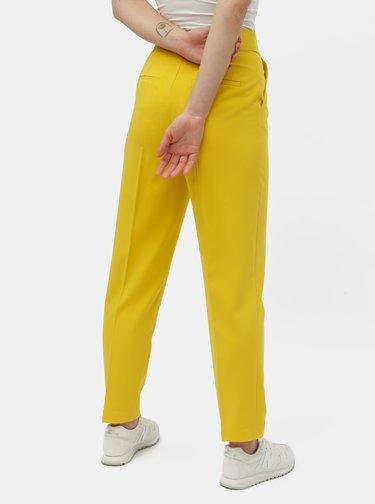 Žlté nohavice ONLY Annya